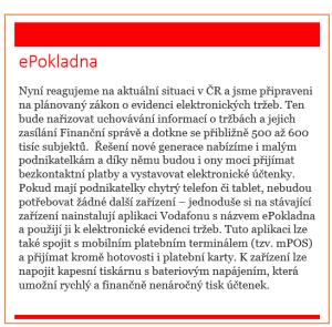 ePokladna box