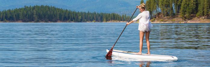 4 tipy, jak se vyřádit ve vodě