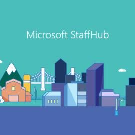 Začněte pomocí MS StaffHub snadno arychle řídit Vaše zaměstnace
